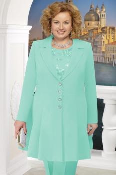 Жакет Ninele 5611-6 светло-зеленый