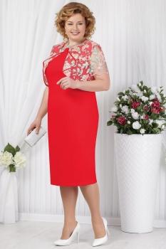 Платье Ninele 5621-3 красный