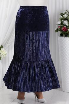Юбка Ninele 5626-1 синий