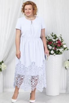 Платье Ninele 5631-1 белый