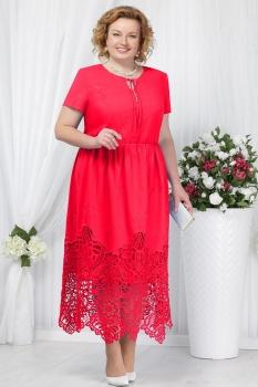 Платье Ninele 5631-2 красный