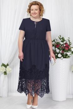 Платье Ninele 5631-4 синий