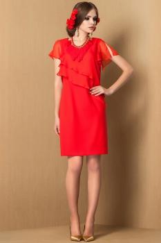 Платье Noche Mio 1.050 Красный