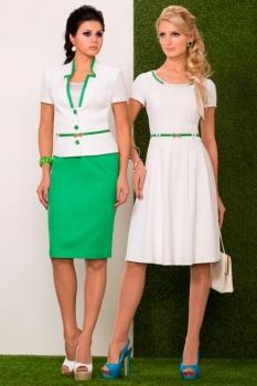 Платье Noche Mio 1.505 белый