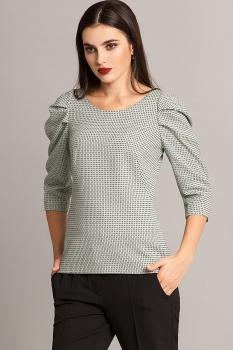 Блузка Noche Mio 6.184 Серый