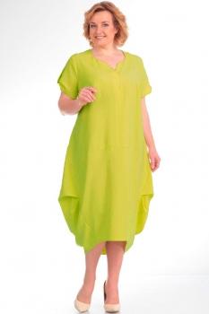Платье Новелла Шарм 2764 фисташковый