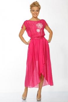 Платье Пама-Стиль 652 розовый