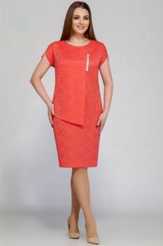 Платье Пама-Стиль 868 красный