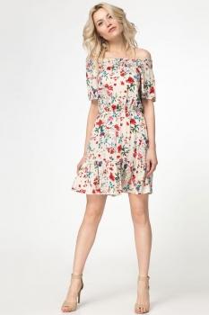 Платье Panda 374680 цветы
