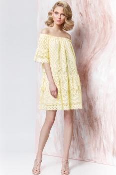 Платье Prestige 3088-2 желтый