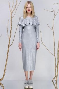 Платье Prestige 3227 серый