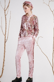 Куртка Prestige 3267 розовый