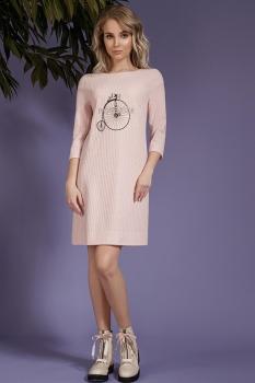 Платье Prestige 3315 розовый