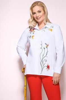Блузка Prestige 3317 белый