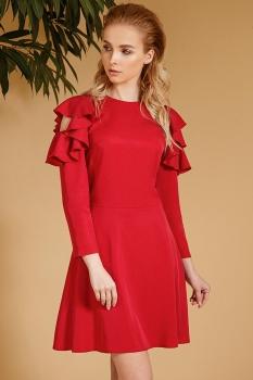 Платье Prestige 3344 красный