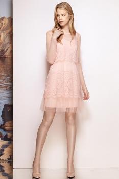 Платье Prestige 3423 розовый