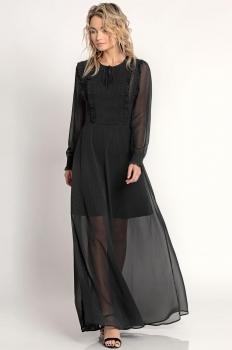 Платье Prio 155880 черный