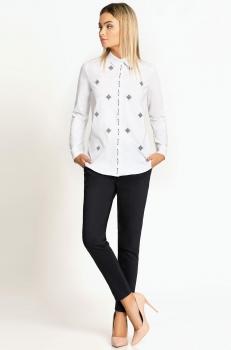 Блузка Prio 164240 белый