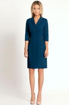 Платье Prio 164480 светло-синий