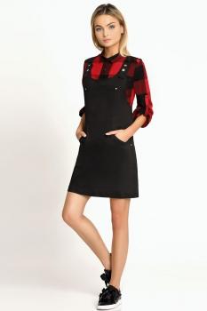 Платье Prio 166980 черный