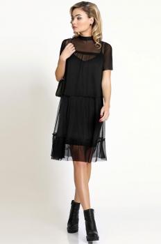 Платье Prio 170490 черный