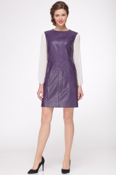 Платье Roma Moda 148М-1 фиолетовый