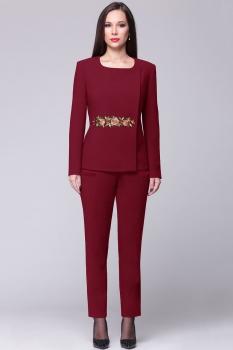 Пиджак Roma Moda 511М бордовый