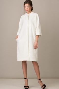 Пальто Rosheli 346-Б молочный