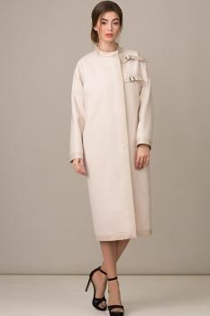 Пальто Rosheli 352 пудра