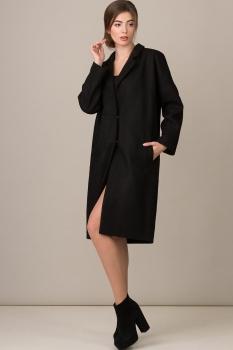 Пальто Rosheli 355-Б черный