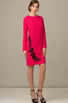 Платье Rosheli 432-Б коралл