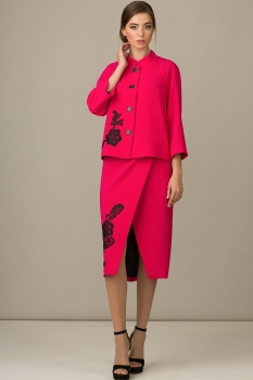 Костюм Rosheli 449 розовый