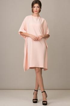 Платье Rosheli 452 розовый