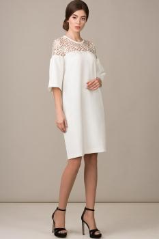 Платье Rosheli 453 белый