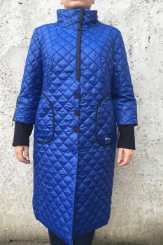 Пальто Runella 1126-3 василек