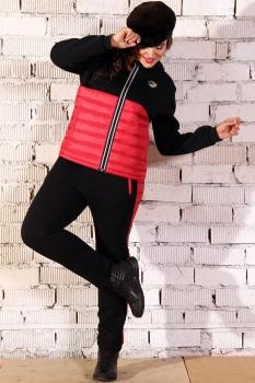 Спортивный костюм Runella 1278 красный