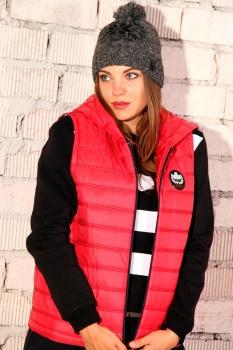 Спортивный костюм Runella 1280-1 красный+полоска