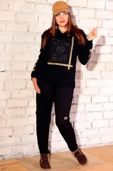 Спортивный костюм Runella 1300 черный