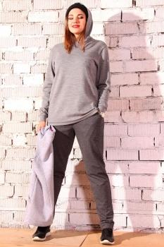 Спортивный костюм Runella 1310 серый