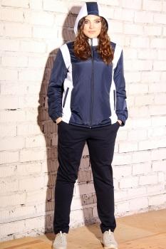 Спортивный костюм Runella 1320 темно-синий