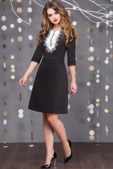Платье Sandyna 13331 черный