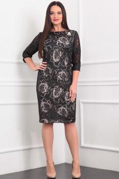 Платье Sandyna 13360-1 графит