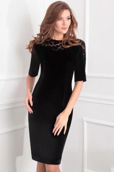 Платье Sandyna 13365 черный