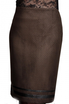 Юбка Solomea Lux 260 коричневый