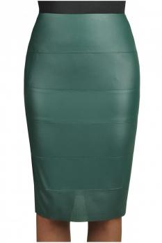Юбка Solomea Lux 279-1 зеленый