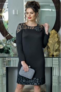 Платье Solomea Lux 406 черный