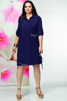 Платье Solomea Lux 450-1 синий