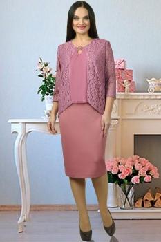 Платье Тэнси 193-1 бледно-розовый
