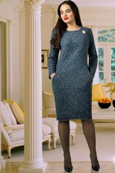 Платье Тэнси 231 синий
