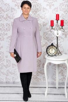 Пальто Tricotex Style 1116-2 нежно-розовый